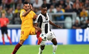 Champions League: el equipo de Turin juega sin Higuaín y Dybala