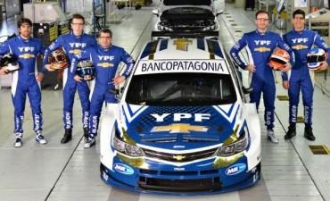 Compartí una charla íntima con los pilotos del equipo YPF Chevrolet