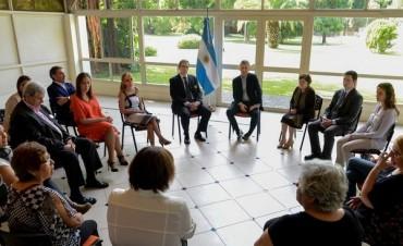 Macri se reunió con familiares de víctimas de femicidios