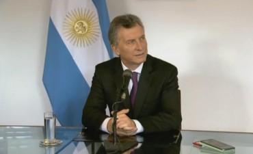 Macri envió sus condolencias al gobierno cubano