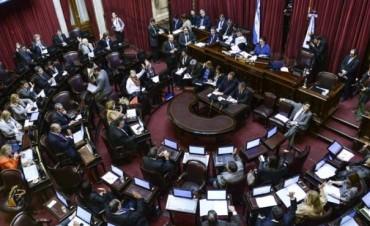 Senado aprobó por mayoría la ley de Presupuesto 2017