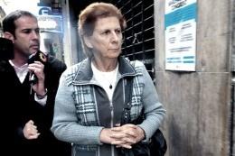 Sara Garfunkel madre del fiscal Alberto Nisman