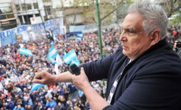 Declaró el Pata Medina por primera vez tras su arresto y denunció persecución política