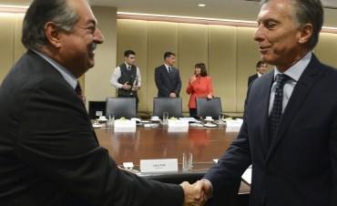 Macri en Nueva York se reunió con inversores