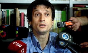 Diego Lagomarsino declara como sospechoso en el caso Nisman