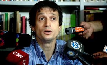 Diego Lagomarsino tiene tobillera y cada vez màs comprometido en la Causa Nisman