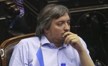 Máximo Kirchner declara por presuntas maniobras de Hotesur