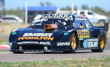 TC en Comodoro Rivadavia: Josito Di Palma se quedó con la pole position