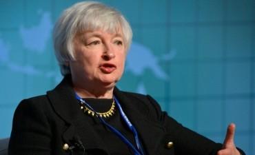 Yellen abandonará la Reserva Federal (Fed) en febrero