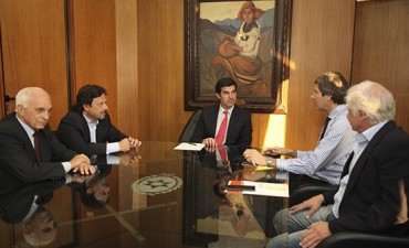 La Provincia y el municipio de Salta acordaron un planeamiento estratégico y conjunto