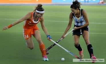 Las Leonas se quedaron con el clásico ante Holanda y pasaron a la final