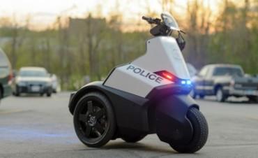 Segway SE-3 Patroller: lo último en vehículos para la Policía