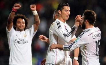 Real Madrid apabulló al Cruz Azul y se clasificó finalista en Marruecos