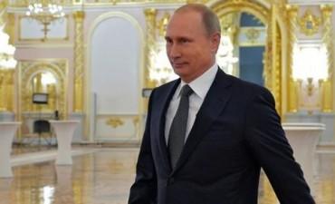 Putin prometió resolver los problemas económicos de Rusia en un plazo de dos años