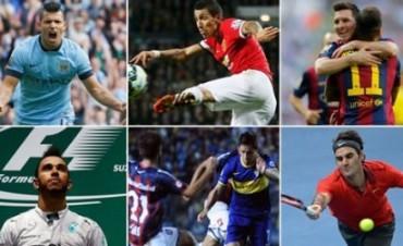El deporte argentino en 2014