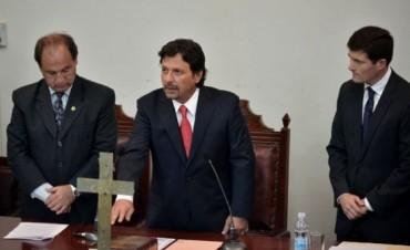 """""""Voy a trabajar para tener un municipio ordenado, organizado y más seguro para todos los salteños"""", dijo Gustavo Sáenz"""