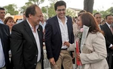 Villada participó en Cerrillos del acto de asunción de su gabinete municipal