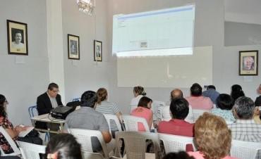 Continúa el curso de actualización informática para trabajadores legislativos