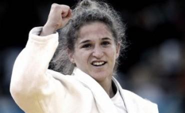 El oro para la mejor judoca Argentina