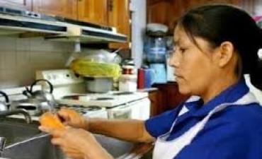 Rige aumento de 15% en los salarios del personal doméstico