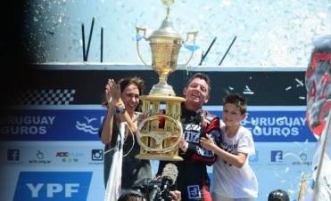 Guillermo Ortelli, campeón del TC en una definición de locos