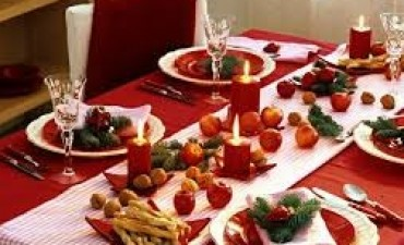 La cena navideña para seis va de $ 283 a $ 1.151