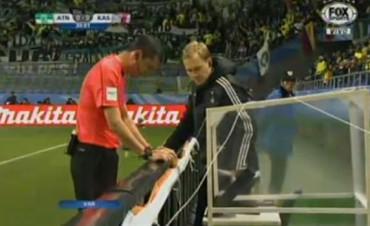 Kashima Antlers goleó a Atlético Nacional en la semifinal del Mundial de Clubes