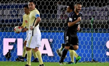 El América cayo ante el Real Madrid (0-2) en la semifinal del Mundialito