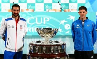 La Copa Davis se exhibirá desde la semana próxima
