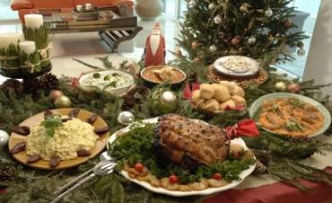 Mesa navideña: cocinar o comprar la comida