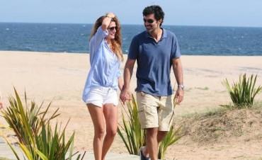 Vacaciones de Isabel Macedo y Juan Manuel Urtubey