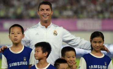 Cristiano Ronaldo rechazò la millonaria oferta de China