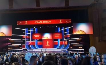 Sorteo Mundial 2018: minuto a minuto desde Rusia