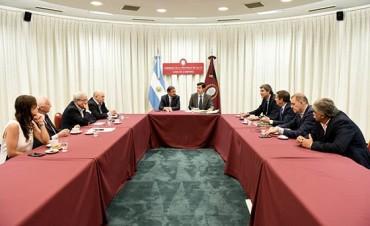 El gobernador Urtubey encabezó la reunión de Gabinete Institucional