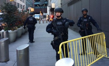 La explosión en Times Square de Nueva York es un intento de ataque terrorista