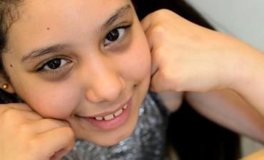 Tiene 9 años, ya terminó la primaria y en menos de un año planea completar el secundario