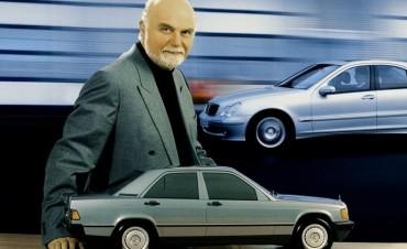 Un hito automotriz: Mercedes-Benz W201