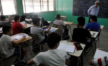 Materias del secundario se aprobaran con 7 en el periodo lectivo 2018
