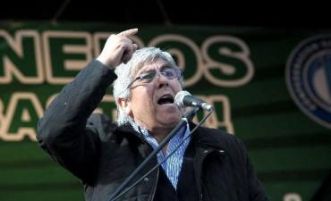 El Caballo Suárez acusó a Moyano en la Justicia