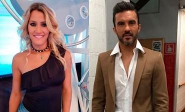 ¿Se confirma el romance? Mica Viciconte y Fabián Cubero