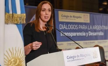 Vidal apura la sanción de leyes de ajuste del gasto político y eliminación de jubilaciones de privilegio