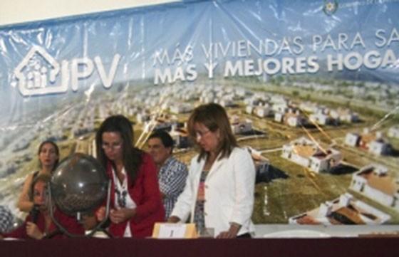 Esta tarde inician los sorteos de 1149 viviendas del IPV