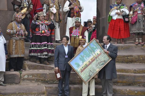 La ciudad de Salta reafirmó sus lazos de hermandad con Bolivia