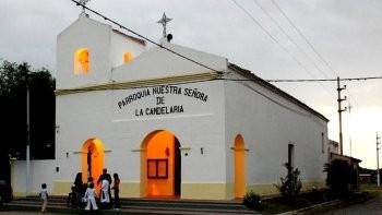 Fiesta patronal de La Candelaria