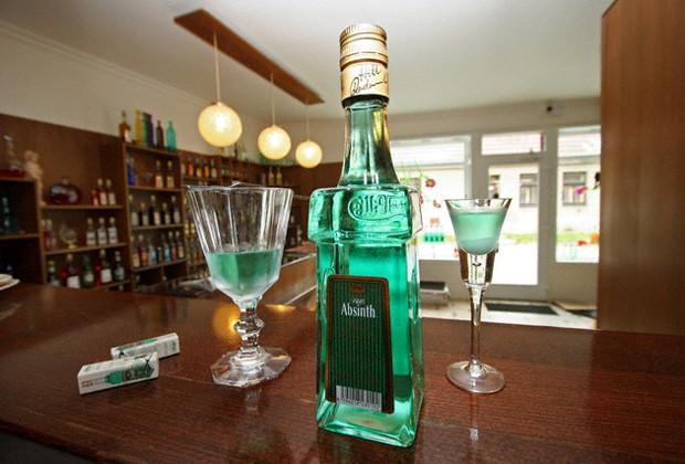 La bebida francesa prohibida se pone de moda