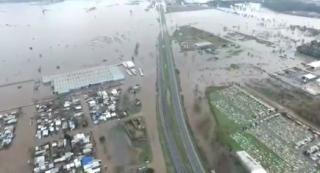 Santa Fe:Arroyo Seco es la más complicada por las inundaciones