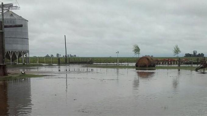 Lluvias en Córdoba superan hasta 150% el promedio histórico