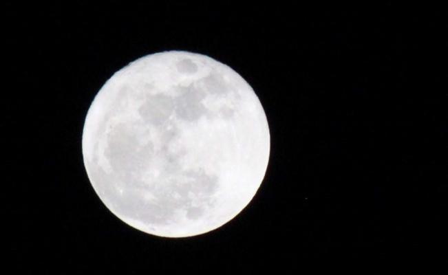 La primera noche del 2018 llega con una super luna