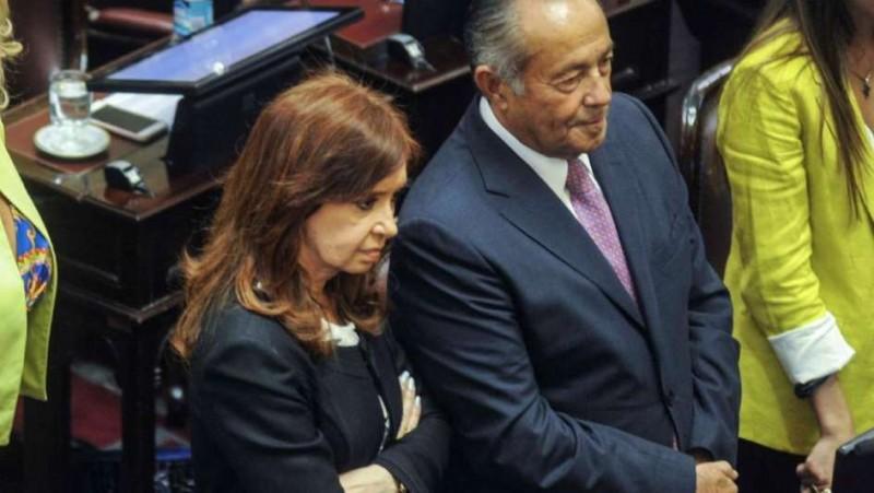 Cristina y El Adolfo se pelean por la vice segunda del Senado