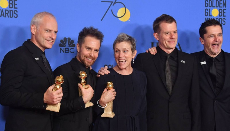 Globo de Oro 2018: todos los ganadores de la 75ª edición de la premiación